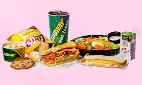 Image result for subway food