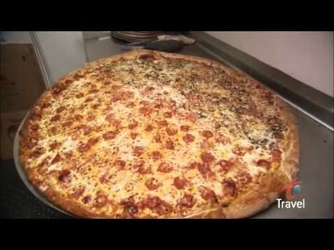 Top 5 Pizzerias from the Travel Channel #food #travel #pizza