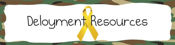 Deployment Resources! #deployment,#marinewife,#militarywife
