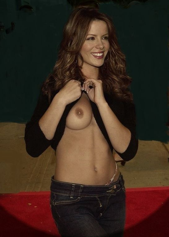 Kate Beckinsale…, Hot Babes Naked