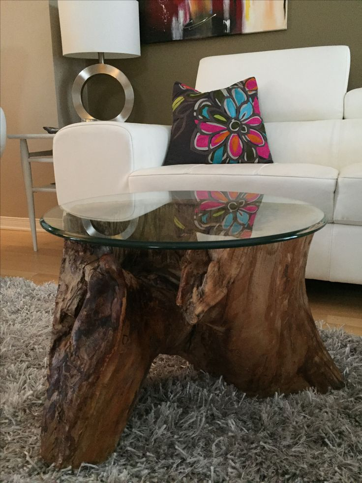 Root Coffee Tables, Root Tables, Log Furniture, LARGE Wood Stump Side Tables , Part 41