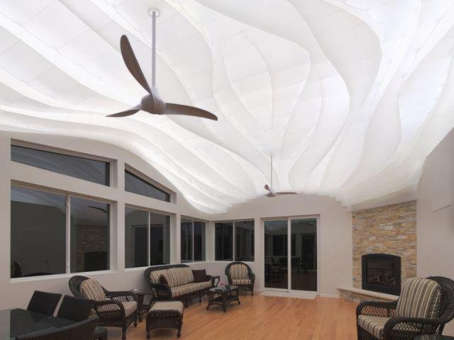 Les 25 meilleures id es de la cat gorie faux plafond led sur pinterest eclairage led plafond - Apporter lumiere piece sombre ...