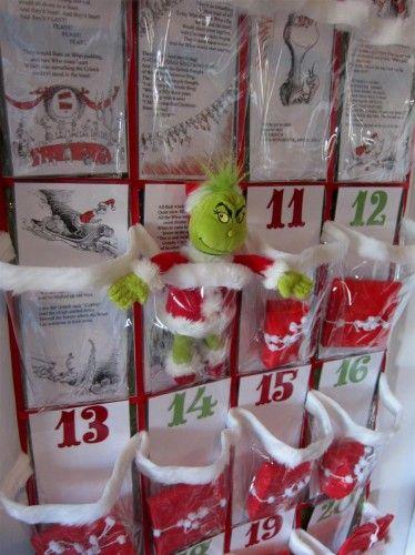 Lots of fun DIY Advent Calendar ideas!