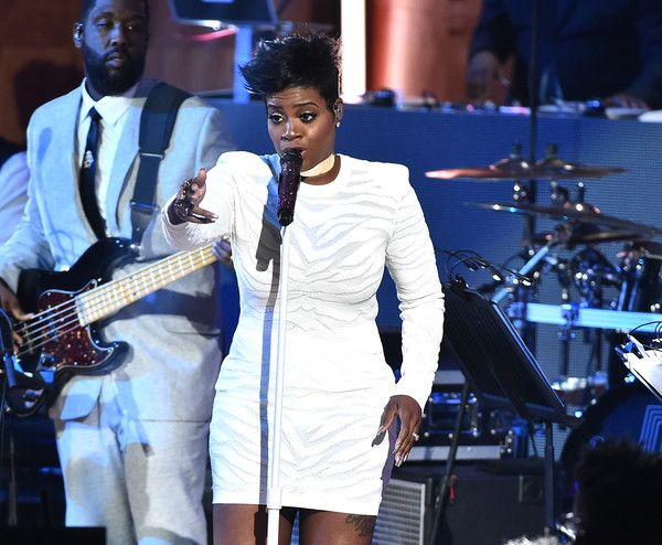 Fantasia Barrino Photos Photos - Fantasia performs onstage during the VH1 Hip Hop Honors: All Hail The Queens at David Geffen Hall on July 11, 2016 in New York City. - VH1 Hip Hop Honors: All Hail The Queens - Show