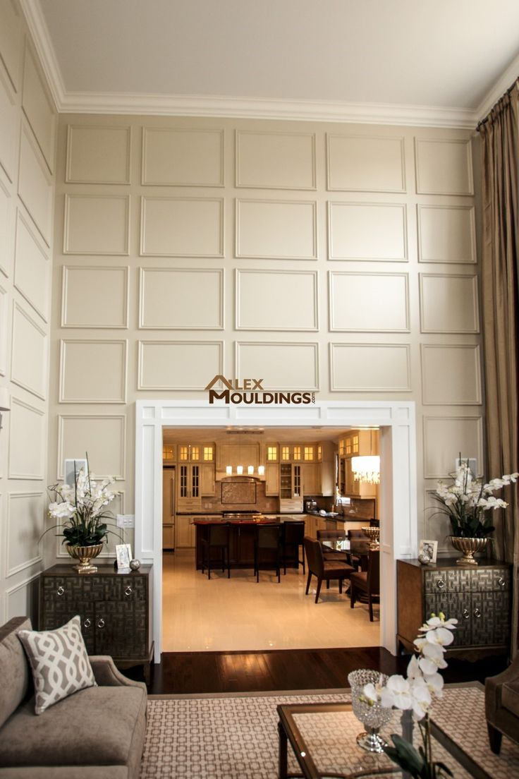 65 best Wall Panelling And Wainscoting images on Pinterest | Wall ...