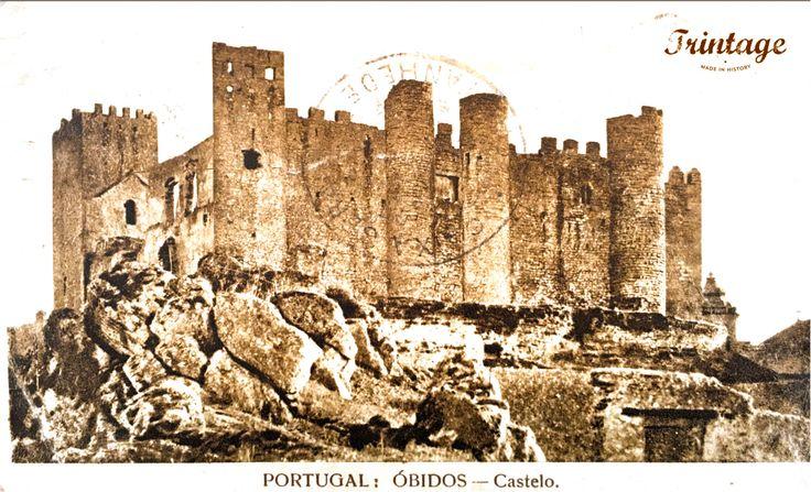 Consta que o Castelo de Óbidos teve origem romana, mas depois uma fortificação sob o domínio árabe. Muralhas que guardam séculos de história.