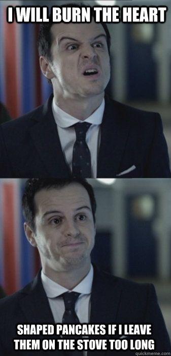 Misleading Moriarty #Sherlock