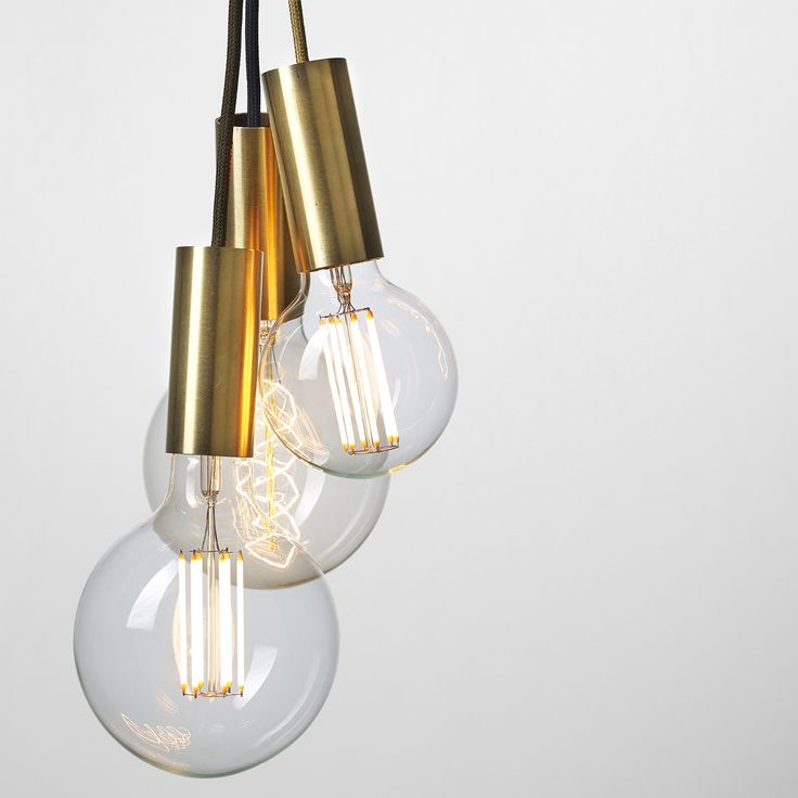 Just hanging around! Our pendant RAIL with beautiful Globes.