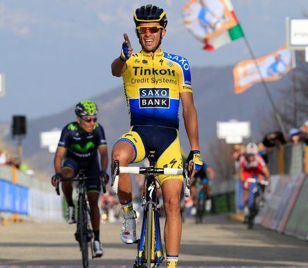 Alberto Contador se retirará en 2016