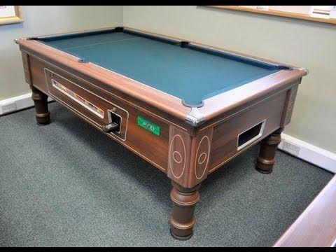 Supreme Prince Pool Table - http://pooltabletoday.com/supreme-prince-pool-table/