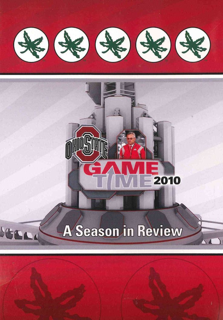 Ohio State Game Time 2009 Season In Review