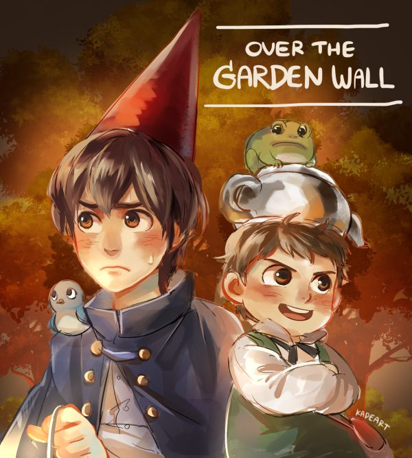 1000 images about over the garden wall on pinterest over the garden wall the beast and for Over the garden wall episode 9