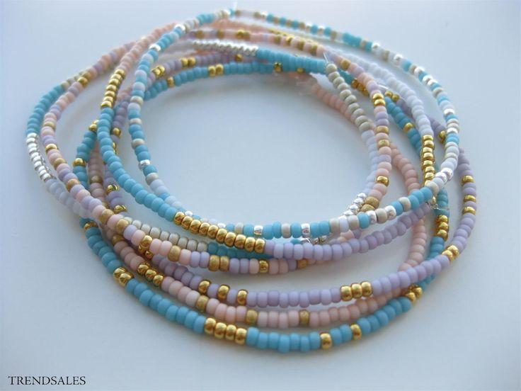 Miyuki - Mini perler af høj kvalitet til lav selv smykker