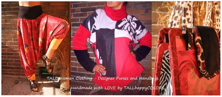 RED !!! This is for you if you love all in red !!! TALL Women Clothing, Designer Handbags and Purses ( and Wallets) and also Home Decor Plushies http://etsy.me/2d2YoBm #red #handmade #etsychristmas #tallWomen #TallSweater #TallWomenClothing #Roses #Purses #Handbags #BagsandPurses #Designer   Tall Sweaters http://etsy.me/1UlYWQb  Tall Pants extralong http://etsy.me/24fAgOj  Designer Handbags / Purses / Wallets http://etsy.me/1UVq08I   TALLhappyCOLORS.Etsy.com
