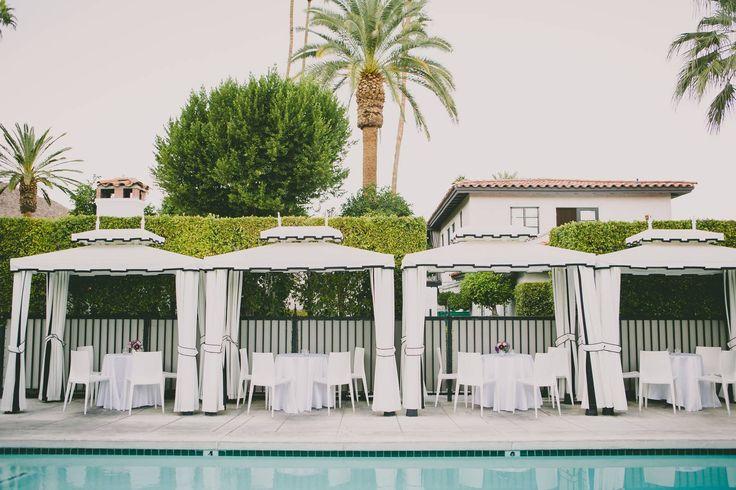 Avalon Hotel | Boutique Hotel in Palm Springs | Presidio Pool