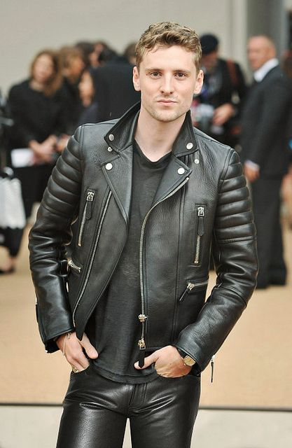 17 best Biker Jackets images on Pinterest | Fashion men, Leather ...