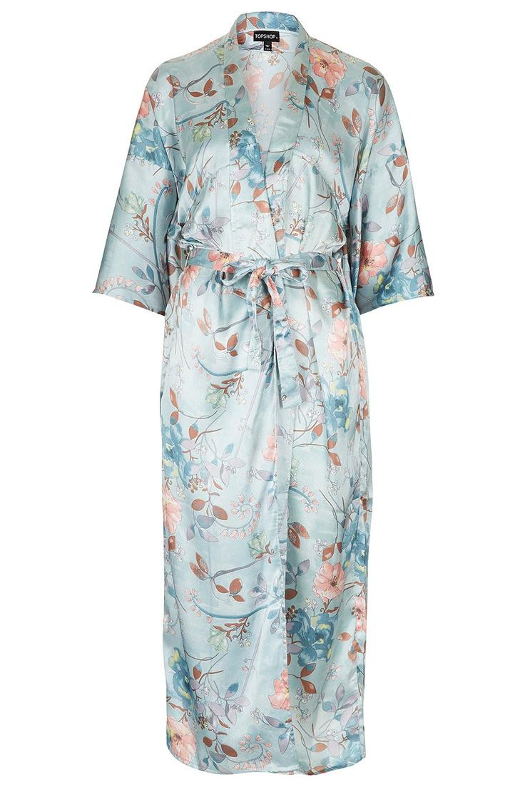 topshop kimono dressing gown