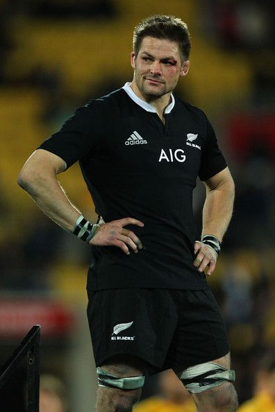 Richie Mccaw - New Zealand v Australia - The Rugby Championship