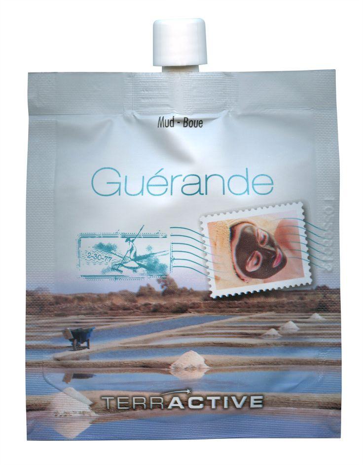 Terractive Guerande Guerande Mineral Clay (France) Mud