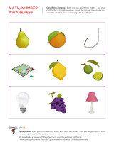 Veel werkbladen classificeren makkelijk niveau / Free Kindergarten worksheets - Classifying pictures - Beginning 1