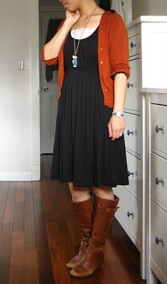 .i really need an orange cardigan.