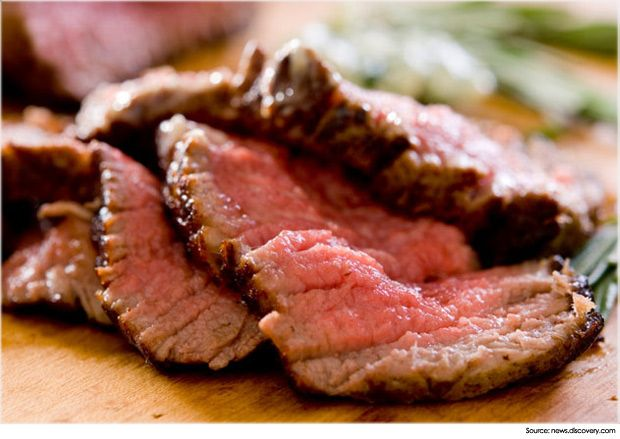 What to Eat to Gain Weight - Red meat