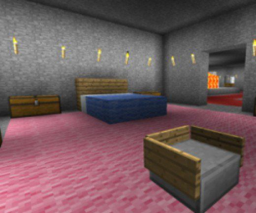 Minecraft Furniture Bedroom 10 best minecraft images on pinterest | how to make, minecraft and