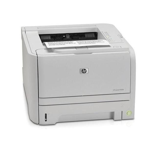 HP LaserJet P2035 Laser Printer Monochrome 1200dpi 30ppm 16MB USB Parallel CE461A#ABA
