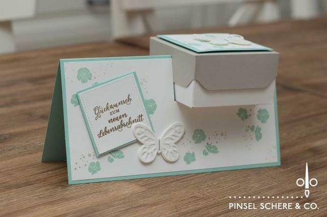 So wird die Box zu einem besonderen Geschenk
