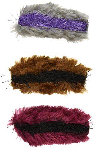 Petlinks Catnip Caterpillar Cat Toy 3 Pack