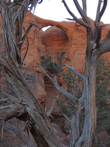 Shakespeare Arch, Kodachrome Basin, Utah