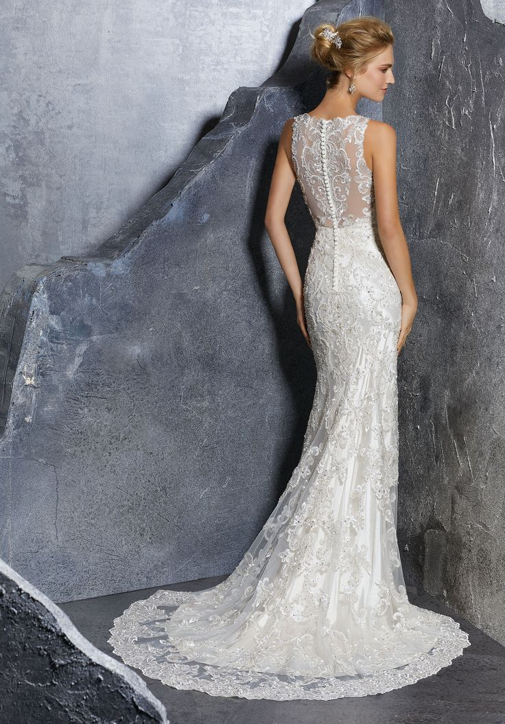 8217 Kadence Mori Lee Available At Lulu S Bridal Boutique