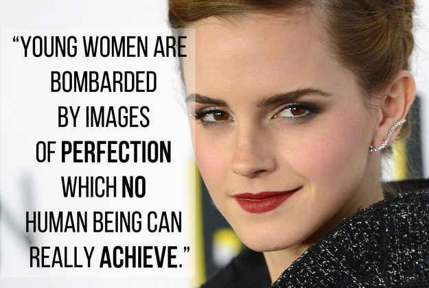 What Did Emma Watson Say About Womens Fashion