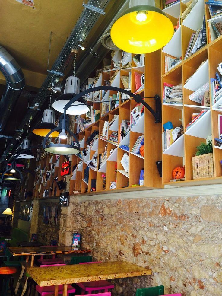 Streat Foodbar, Chania