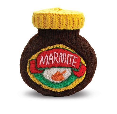 Marmite cosy