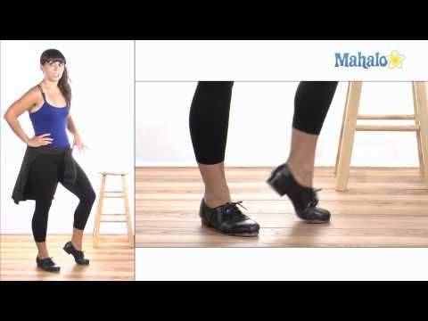 How to Do Paradiddles in Tap Dance - YouTube