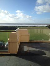 Colette Parsons - Valentines treat at woolacombe bay hotel what a view from our room!