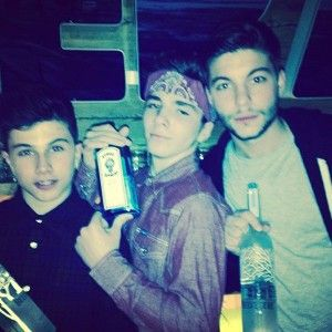 Madonna's pic of 13-year-old son holding booze: Can we all just chill?