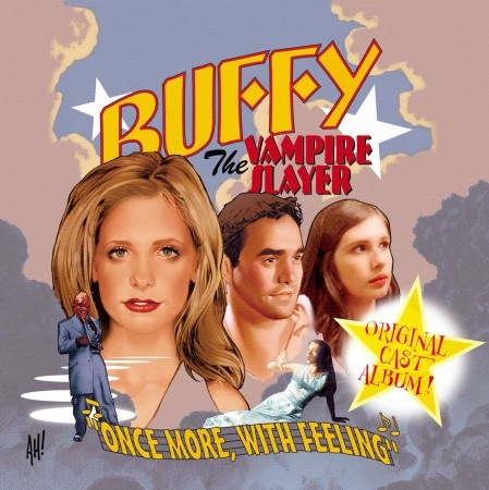 Five (by Five) Reasons Buffy the Vampire Slayer Ruined my Life....