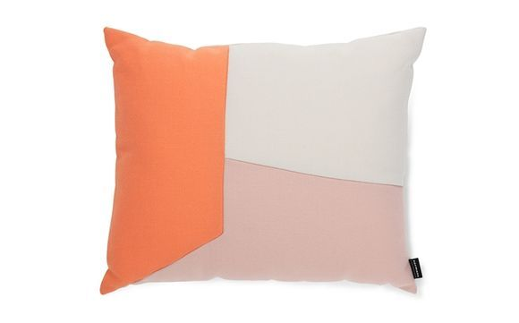Kjøp Normann Copenhagen - Angle Cushion - Rosa (602351) - Fri frakt