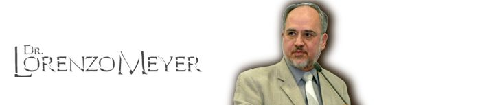 Columnas del Dr. Lorenzo Meyer