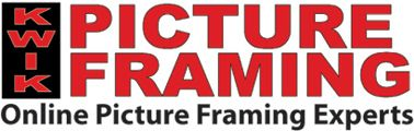 Picture framing and ready made photo frames and picture frames. Made in the UK by Kwik Picture Framing