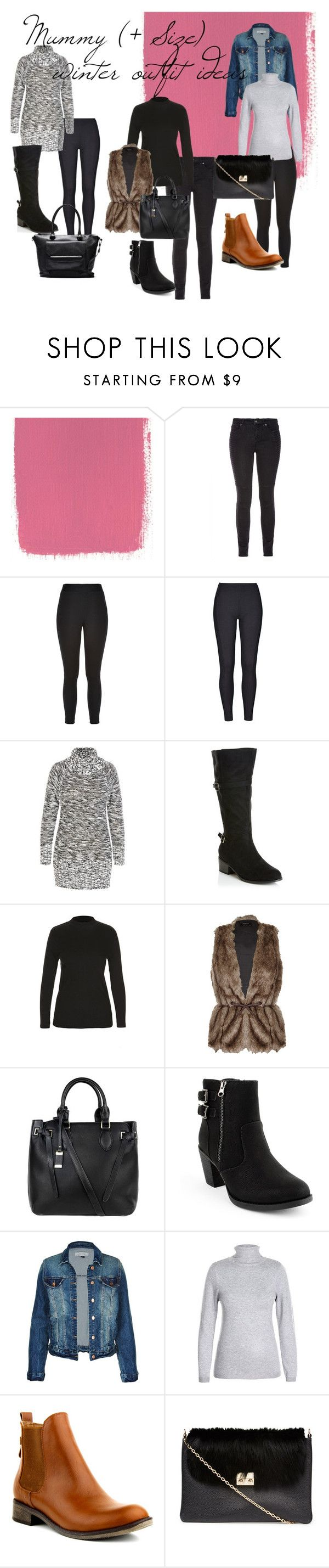 """""""Plus Size Winter Outfit Ideas"""" by mrsandmummy on Polyvore"""