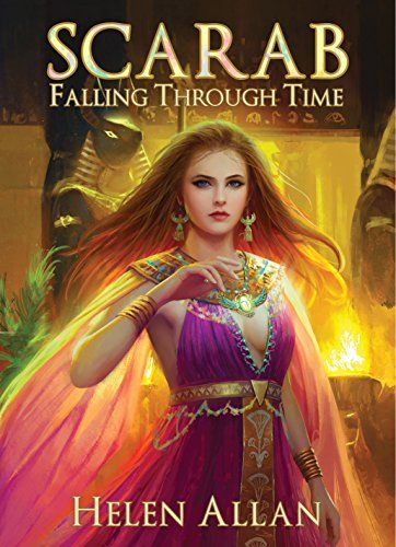 Scarab Falling Through Time The Series Book 1 B