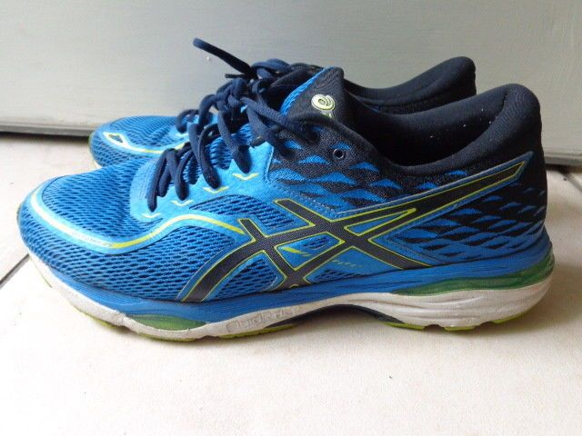 Men S Asics Gel Cumulus 19 Directoire Blue Peacoat Energy T7b3n Size 13 M Fashion Clothing Shoes Accessories Mensshoes Athleti Athletic Shoes Asics Shoes