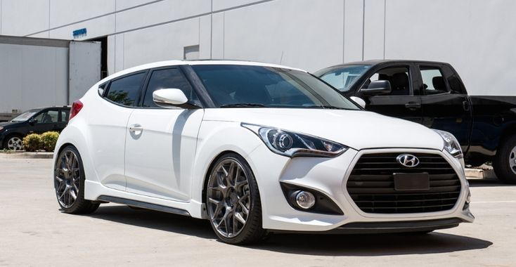 photo 1 Hyundai Veloster custom wheels Avant Garde M590 19x8.5, ET 45, tire size / R19. x ET