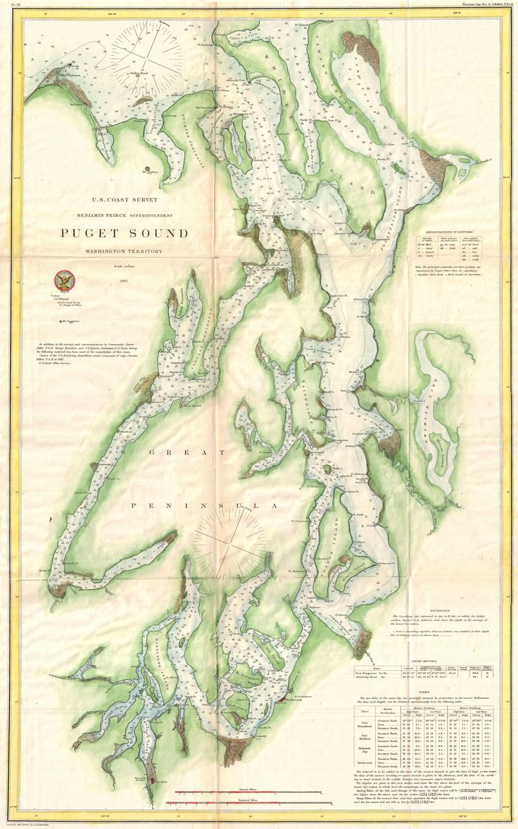 Best Images About State Washington State Ellensburg And - Map washington state peninsula