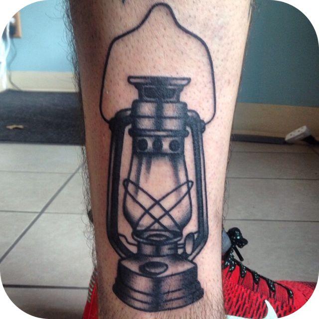 Lantern Tattoo | Traditional Tattoos | Sea Wolf Tattoo Company | Minneapolis Tattoo Shop