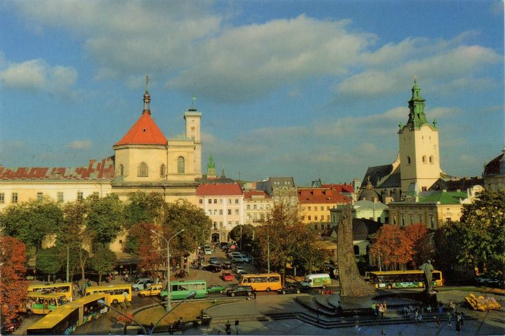 UA-1498734 -  Arrived: 2016.12.05    ---    Lviv, the largest city in western Ukraine and the seventh largest city in the country. This is one of the main cultural centres of Ukraine.