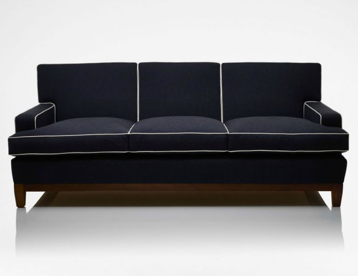 5 Timeless Modern Sofas By David Linley You Will Want To Have | Living Room Set. Black Sofa. Modern Sofas. Find more here: http://modernsofas.eu/2016/07/14/timeless-modern-sofas-david-linley-want/ #modernsofas